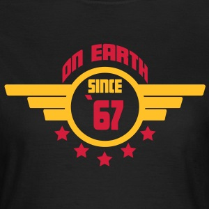 67_on_earth Tee shirts - T-shirt Femme