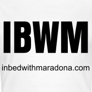 Design ~ The IBWM base tee (women)