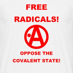 Free Radicals - Men's T-Shirt