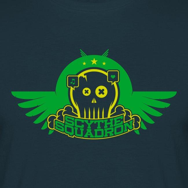 Scythe Squadron green print