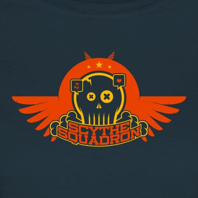 Scythe Squadron orange print ladies