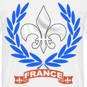 france_country Tee shirts - T-shirt Homme