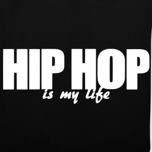 hip hop is my life Bags  - Tote Bag