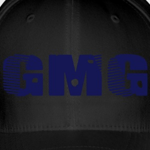 gangsta mafia groove Caps & Hats - Flexfit Baseball Cap