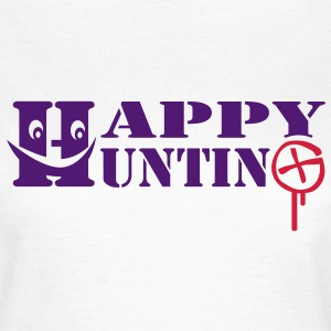 Happy Hunting - 2colors - Camiseta mujer