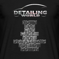 Design ~ Detailing World 'No.1' T-Shirt