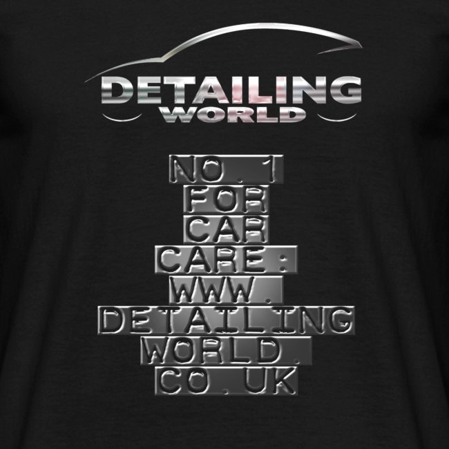Detailing World 'No.1' T-Shirt