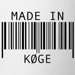 Made in Køge Krus - Kop/krus