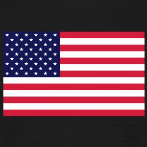 Stars and Stripes T-Shirt - Männer T-Shirt