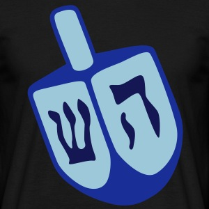 Dreidel T-Shirts - Men's T-Shirt