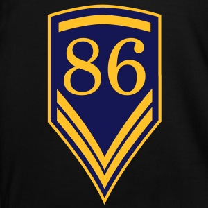 86 Tee shirts - T-shirt contraste Homme