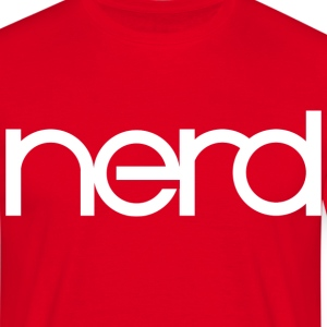 Music Nerd - Men's T-Shirt