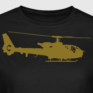 helicopter kids military rc Camisetas - Camiseta mujer