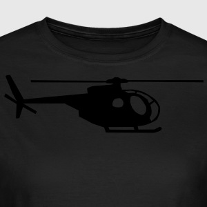 helicopter kids military rc Tee shirts - T-shirt Femme