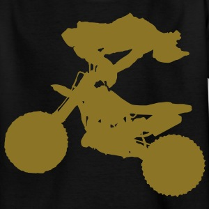 motorcross x games freestyle cross sport Kinder T-Shirts - Teenager T-Shirt