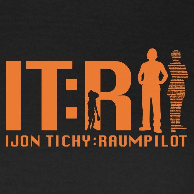 Ijon Tichy: Raumpilot Frauen T-Shirt