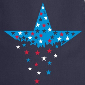 Star and stars  Aprons - Cooking Apron