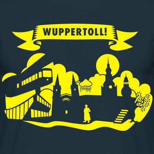 Wuppertoll!