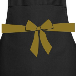 Gift, Christmas, birthday, gift ribbon  Aprons - Cooking Apron