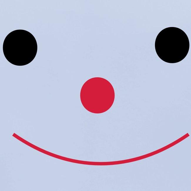 Smile Today Bib