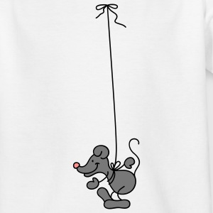 The Mouse hangs around Tee shirts Enfants - T-shirt Ado
