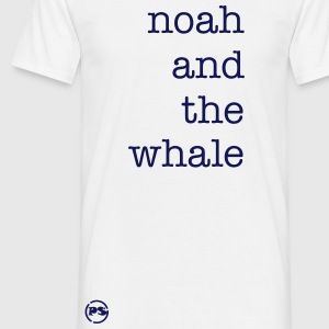 mens classic fit noah and the whale tee shirt - Men's T-Shirt