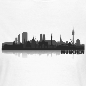 munich02 T-Shirts - Frauen T-Shirt