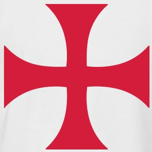 cross_of_the_templars Tee shirts - T-shirt baseball manches courtes Homme