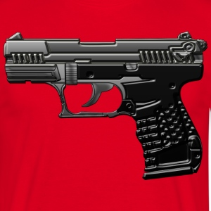 self-loading pistol T-Shirts - Men's T-Shirt