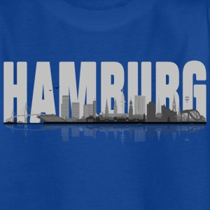 Hamburg - Teenager T-Shirt