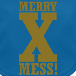 Christmas - X-Mess! Accessories - Baby Organic Bib