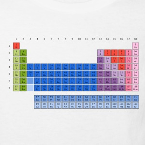 Periodic Table of the Elements Shirts - Kids' Organic T-shirt