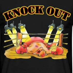 Knock Out - Männer T-Shirt