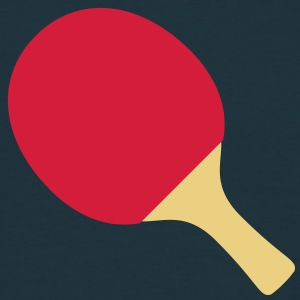 table tennis paddle T-Shirts - Men's T-Shirt