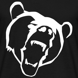 Bear T-Shirts - Men's T-Shirt
