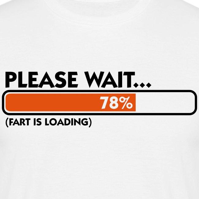 Humor Me T-Shirts (Fart loading)