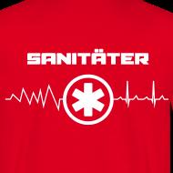 Motiv ~ Sanitäter T-Shirt