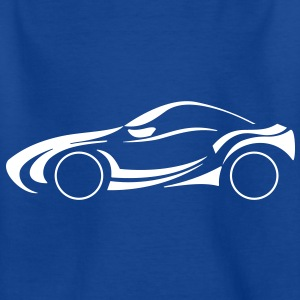 sportcar Kinder T-Shirts - Teenager T-Shirt