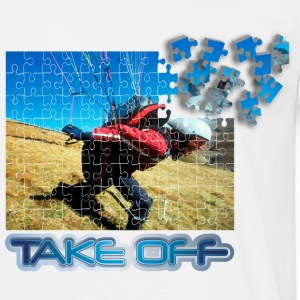 take_off T-Shirts - Männer T-Shirt