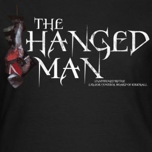 The Hanged Man Design T-Shirts - Women's T-Shirt