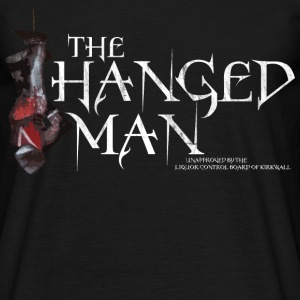 The Hanged Man Design T-Shirts - Men's T-Shirt