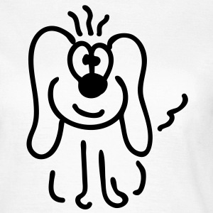 dog puppy T-Shirts - Women's T-Shirt