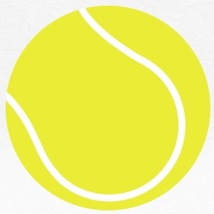 tennis ball T-shirts - T-shirt dam
