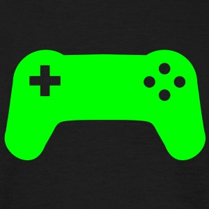 controller konsol gamer player T-shirts - Herre-T-shirt