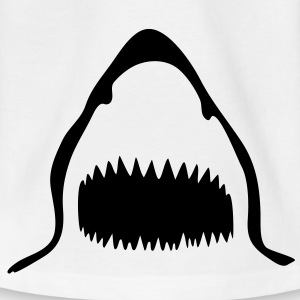 haj sharkdesign Børne T-shirts - Teenager-T-shirt