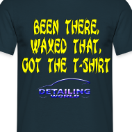 Design ~ Detailing World 'Been There, Done That, Got The' T-Shirt