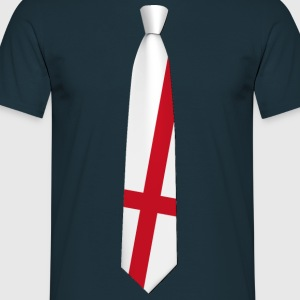 England tie - Men's T-Shirt