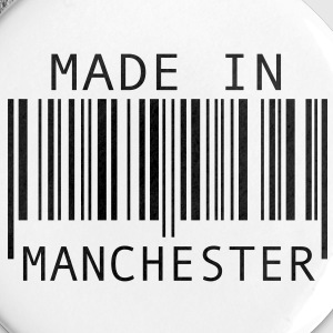 Made in Manchester Buttons - Buttons large 56 mm