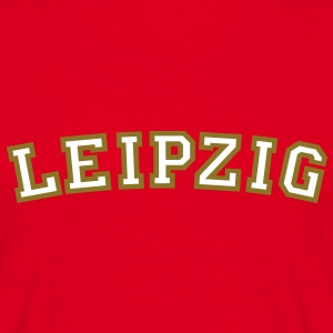 Leipzig College Style T-Shirts - Männer T-Shirt