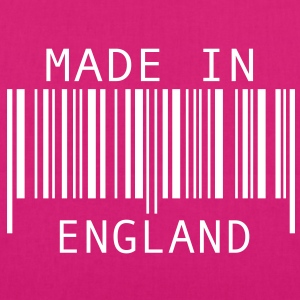 Made in England Bags  - EarthPositive Tote Bag